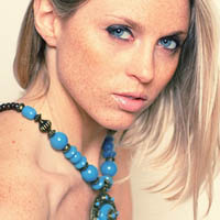 Ophelie Shesinme Collier Turquoise