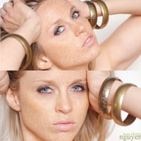 Ophelie Shesinme Golden Tryptic