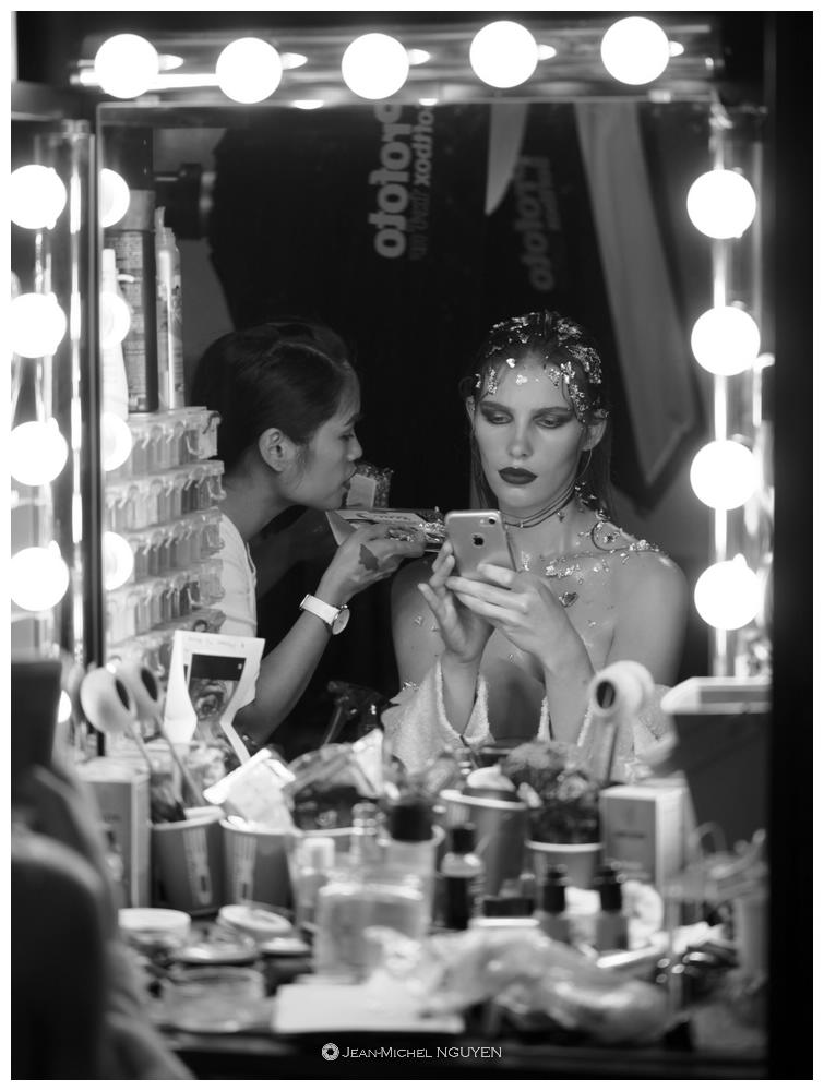 jean michel nguyen photo backstage