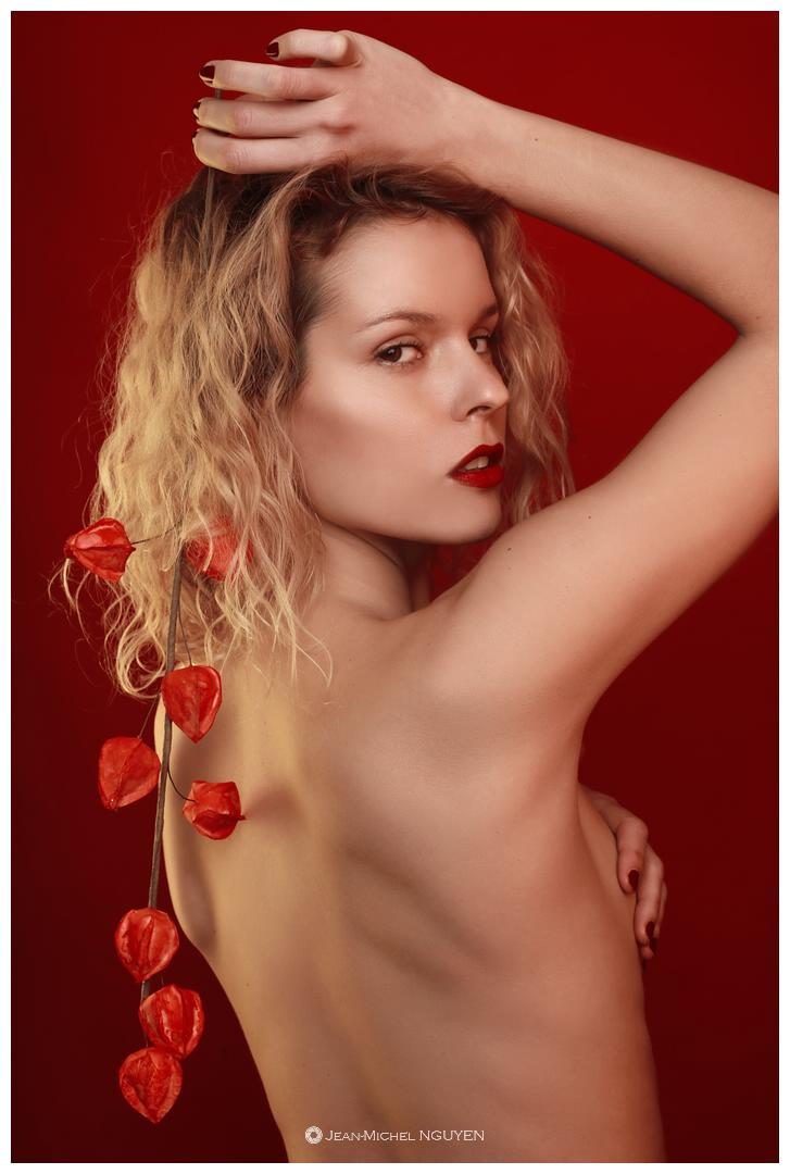jean michel nguyen beauty red