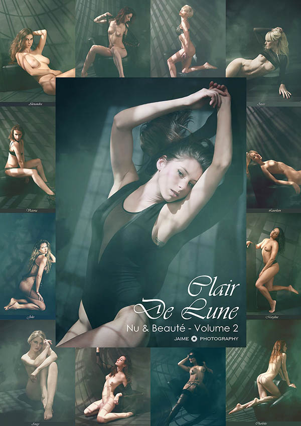 Clair De Lune photography book